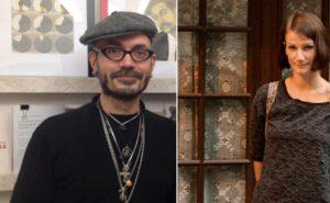 Davide Calì e Monica Barengo