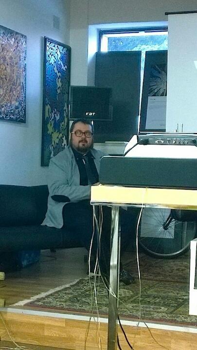 """Davide Matrisciano e la presentazione avellinese dell'album """"Il profumo dei fiori secchi"""""""