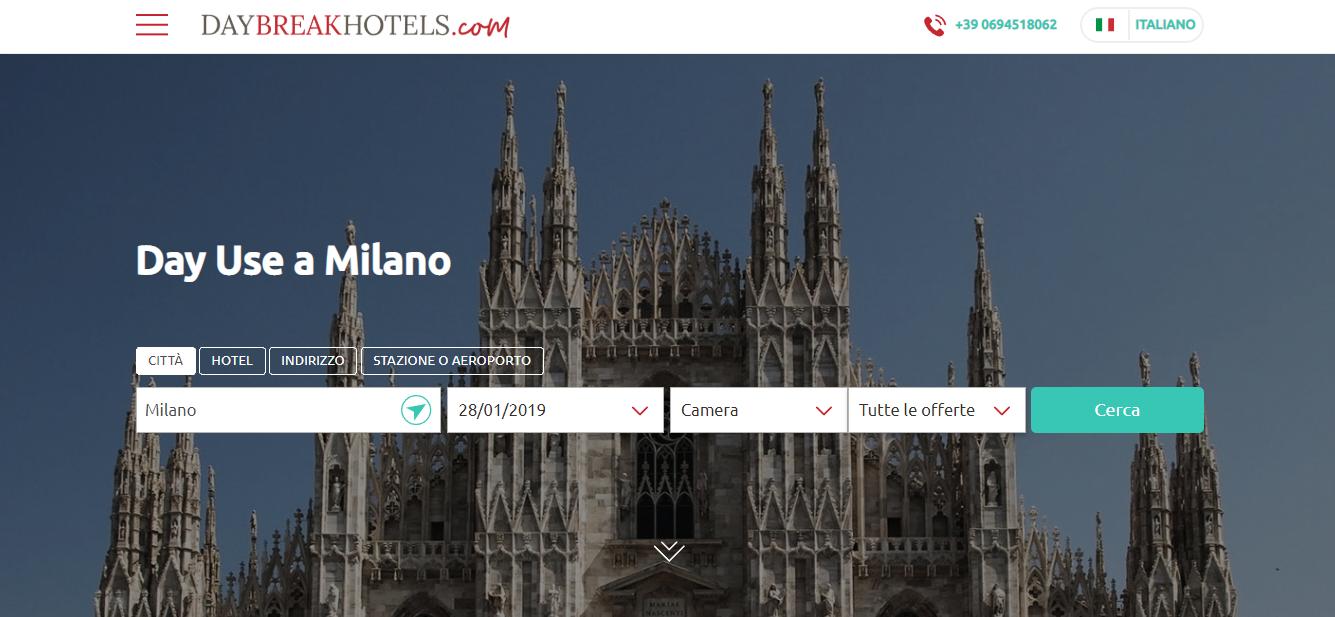 Hotel a ore a Milano: relax, benessere e mistery