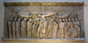 Deposizione dalla croce di Benedetto Antelami