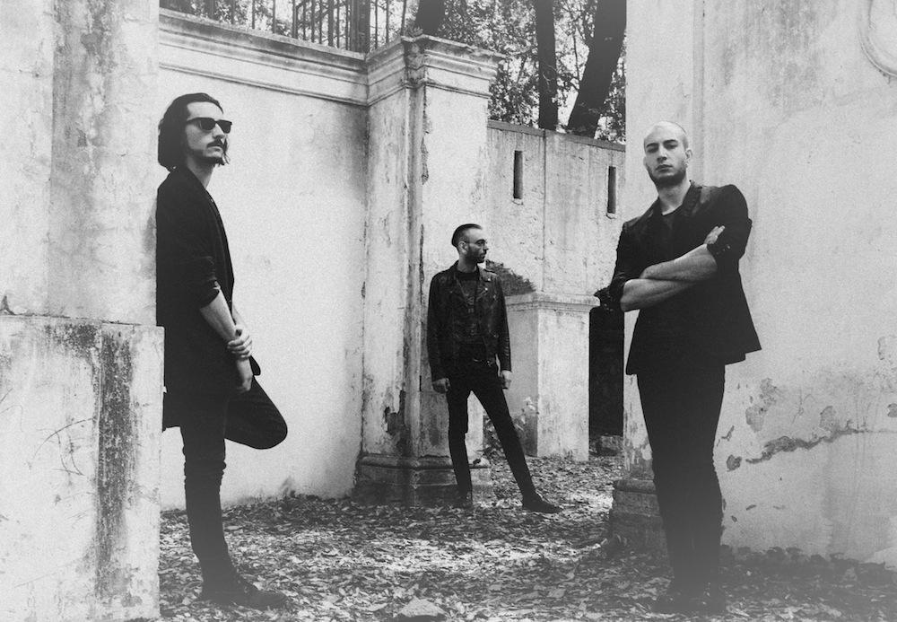 """Presentazione del disco """"Numeri e figure"""" della band romana Der Noir, 5 ottobre, Circolo degli Artisti, Roma"""