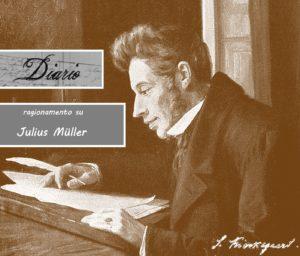 Diario di Søren Kierkegaard - Julius Müller