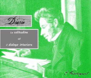 Diario di Søren Kierkegaard - la solitudine