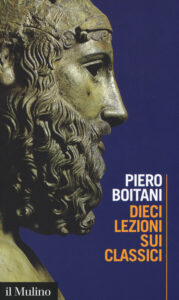Dieci lezioni sui classici di Piero Boitani