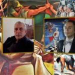 """""""Tele nascoste"""" di Diego Celi: vita e pittura, connubio indissolubile nell'arte di Lorenzo Chinnici"""