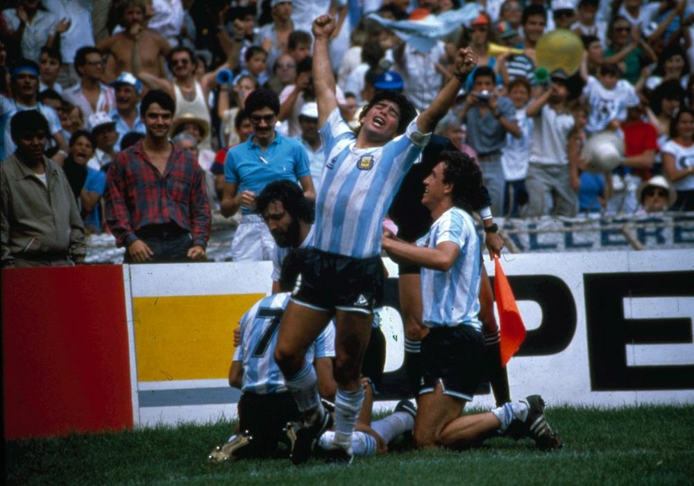 """""""Diego Maradona"""" docu-film di Asif Kapadia: Ribelle, Eroe, Sfrontato, Dio"""