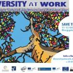 Summer school sul diversity advantage di Reggio Emilia: il valore della diversità nell'Italia multietnica