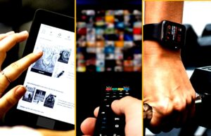 E-Readers - Film online - Fitness Tracker