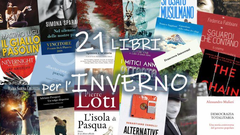 Editoria 2019: i libri per l'inverno consigliati da Oubliette Magazine