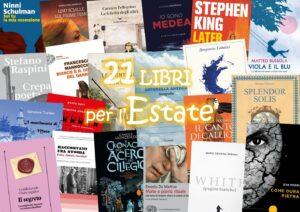 Editoria 2021 - 21 libri per l'estate