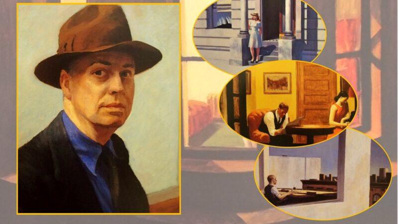 Le métier de la critique: Edward Hopper, importante esponente del Realismo americano