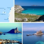 Carta di Navigare di Gerolamo Azurri #11: l'Arcipelago delle Egadi nel portolano della metà del 1500