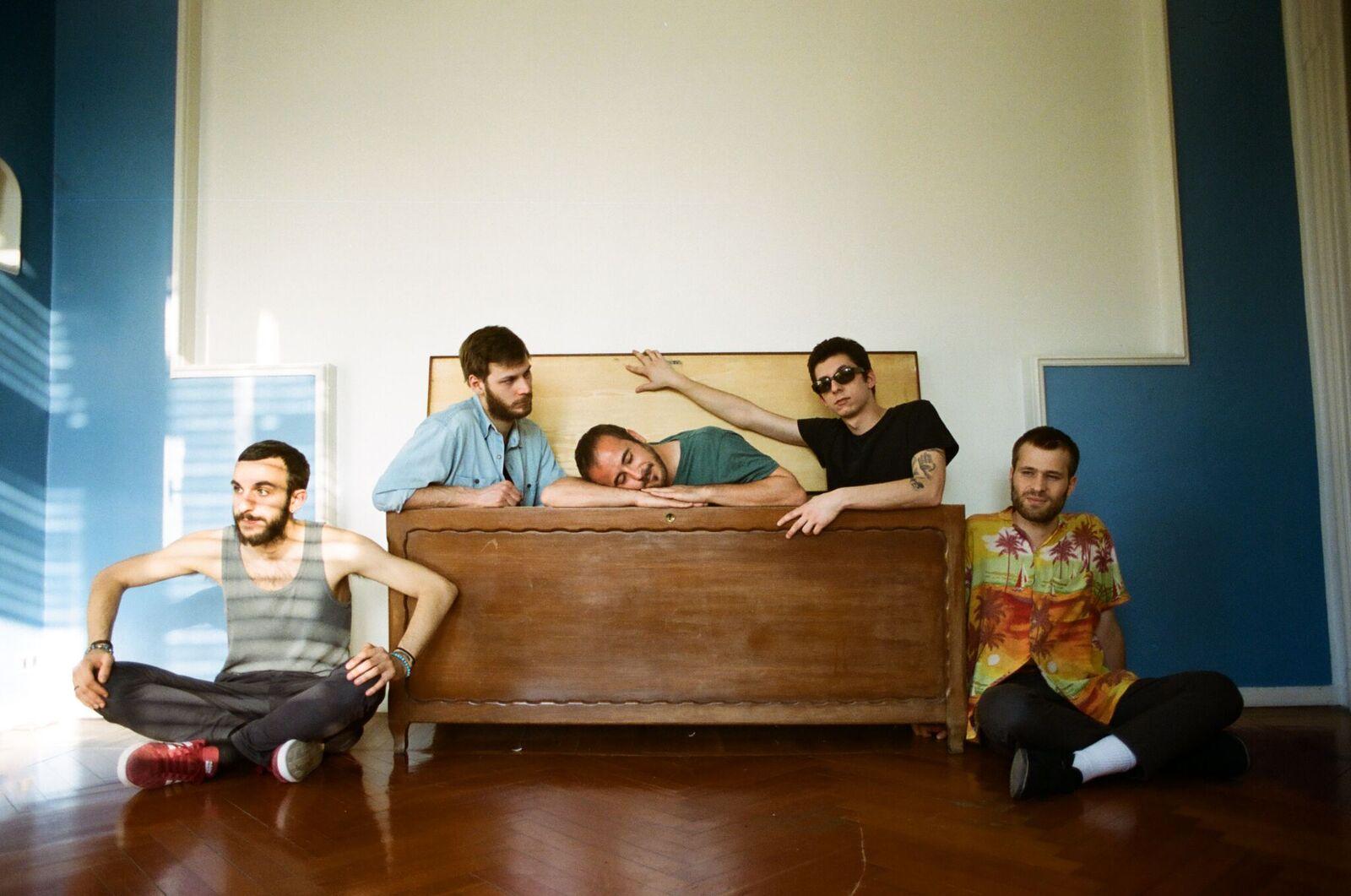 """""""Canicola"""" della band Electric Circus: attitudine funk contemporanea dal cuore vintage"""