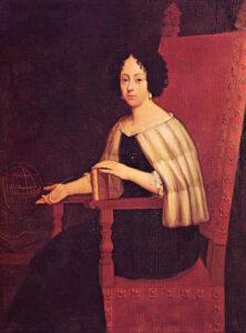 Elena Lucrezia Cornaro Piscopia - Conservato nella Biblioteca Ambrosiana, Milano