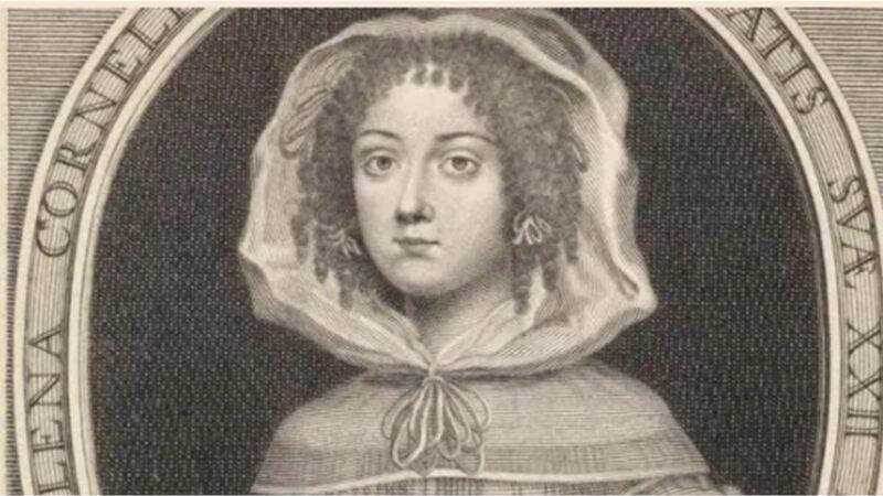 Le métier de la critique: Elena Lucrezia Cornaro Piscopia, dottoressa ante litteram nel 1678