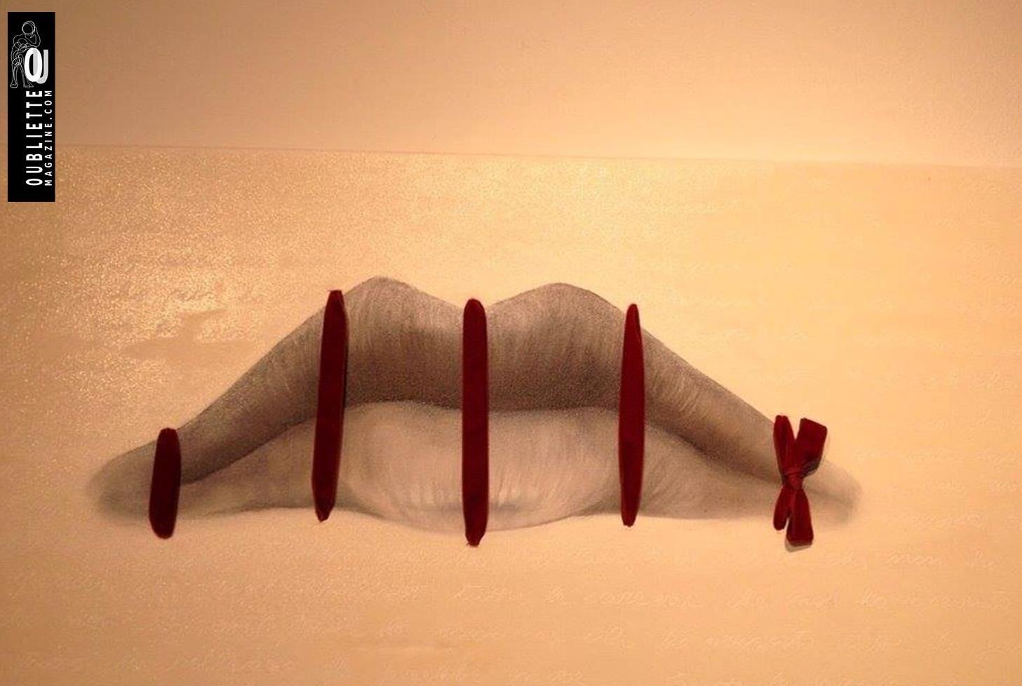 """""""Quale metà del cielo? Visioni tra forza e sensibilità"""", mostra di Elisabetta Sgobbi, sino al 25 gennaio 2015, Padova"""