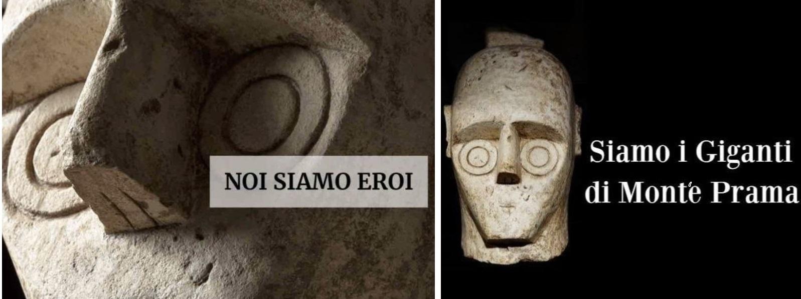 Eroi o Giganti?: l'intervista aperta sulla lunga polemica delle statue dei guerrieri di Mont'e Prama