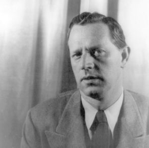 Erskine Caldwell - 1938 - Photo by Carl van Vechten