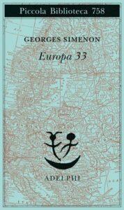 Europa 33 di Georges Simenon