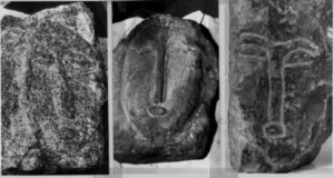 Falsi di Modigliani - tre teste