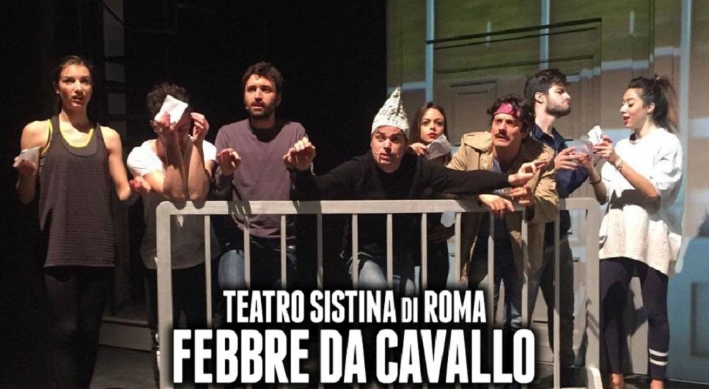 Febbre da cavallo, commedia musicale diretta da Claudio Insegno: due risate e nulla più