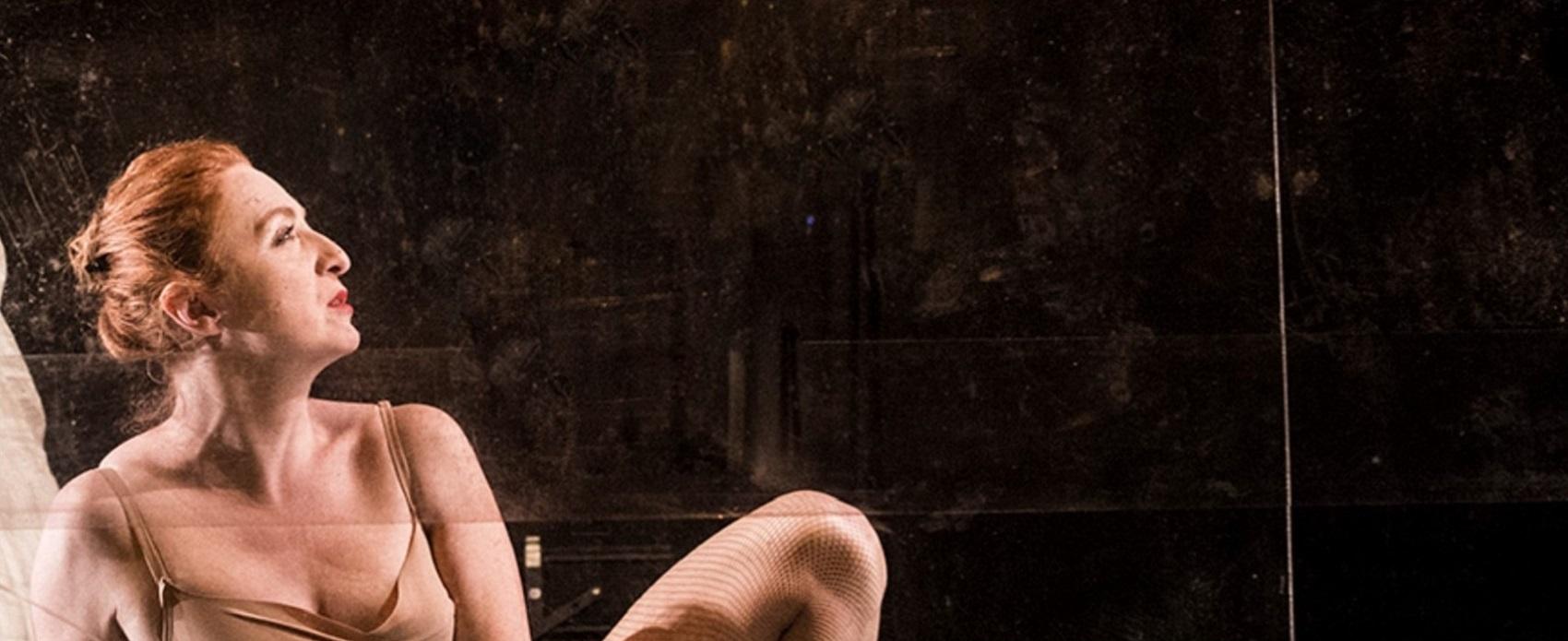 """Intervista di Irene Gianeselli all'attrice Federica Fracassi: """"Erodiàs"""" di Giovanni Testori, il corpo della parola"""