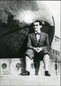 Federico García Lorca - Università di Columbia