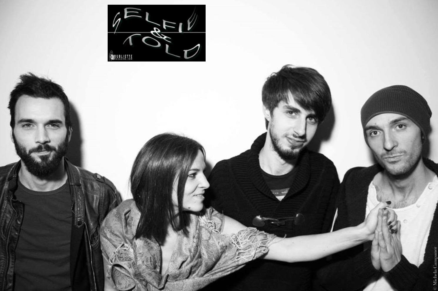 """Selfie & Told: la band Ferbegy? racconta il nuovo album """"Roundabout"""""""