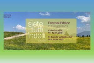 Festival Biblico 2021