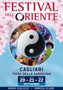 Festival dell'Oriente Cagliari 2019