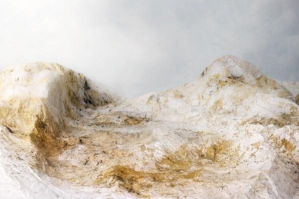 """Inaugurazione della mostra """"Land Cycle"""" di Filippo Armellin, dal 21 marzo al 25 maggio 2013, Milano"""