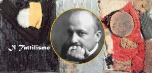 Filippo Tommaso Marinetti - tavola tattile