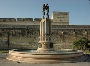 Fontana dell'Armonia - Lecce - Photo by PugliaPlanet