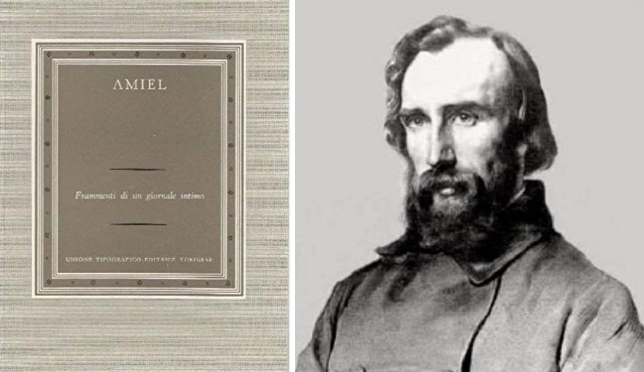 """""""Diario Intimo"""" di Henri-Frédéric Amiel: la parola è una rivelazione ‒ maggio 1852/1855"""