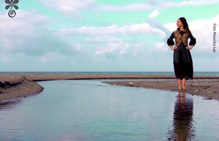 iSole aMare: Emma Fenu intervista Francesca Colombino fra stoffa, libertà e natura selvaggia
