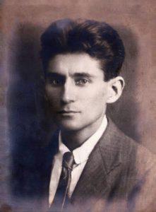 Franz Kafka - 1917