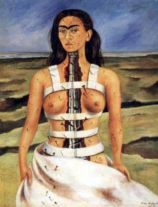 Primavera 2014: Frida Kahlo in mostra alle scuderie del Quirinale di Roma, dal 20 marzo al 13 luglio