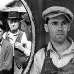 """""""Furore"""" di John Ford: film del 1940 sul disagio sociale, tratto dal libro di John Steinbeck"""