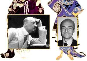 Gabriele d'Annunzio - Carlo Santoli - Fedra e Teseo di Bakst