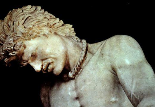 """""""Galata morente"""": il ritorno a Roma dopo tre mesi trascorsi a Washington"""