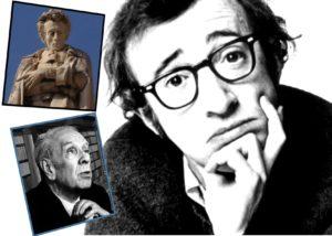 Giacomo Leopardi - Jorge Luis Borges - Woody Allen