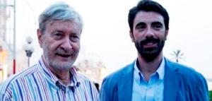 Gianni Vattimo & Santiago Zabala - Photo by MultiSignos