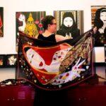 iSole aMare: Emma Fenu intervista Gina Tondo fra il rosso e il nero dei MoRos