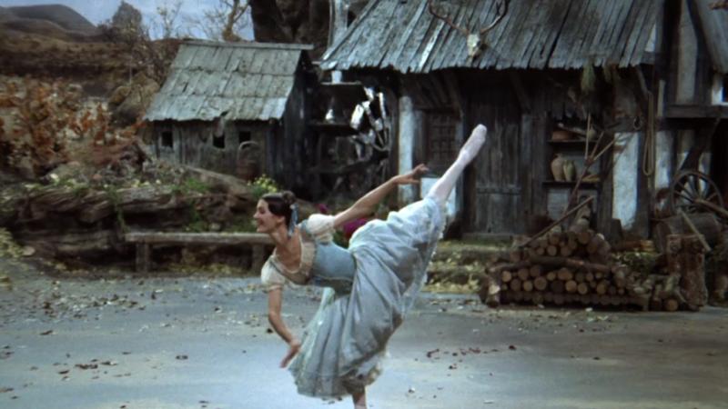 """""""Giselle"""" diretto da Hugo Niebeling: Carla Fracci, un'interpretazione da sogno"""