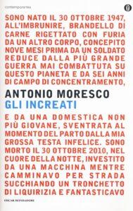 Gli increati di Antonio Moresco