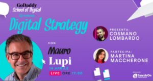 GoDaddy School of Digital - Mauro Lupi