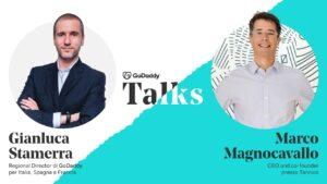GoDaddy Talks - Marco Magnocavallo
