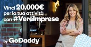 GoDaddy - Vere Imprese finalisti