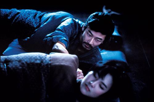 """""""Gohatto"""": amore omossessuale tra samurai, regia di Nagisa Oshima, 1999"""