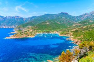 Golfo di Girolata - Corsica